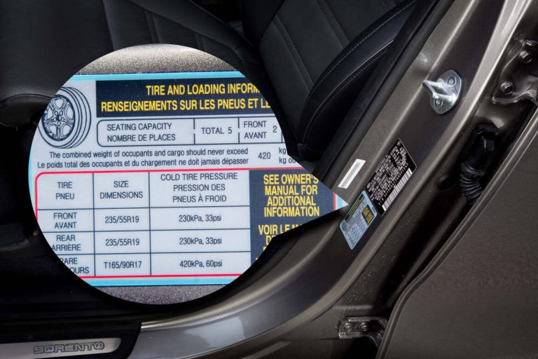 How to Find the Correct Tire Pressure for Your Car?