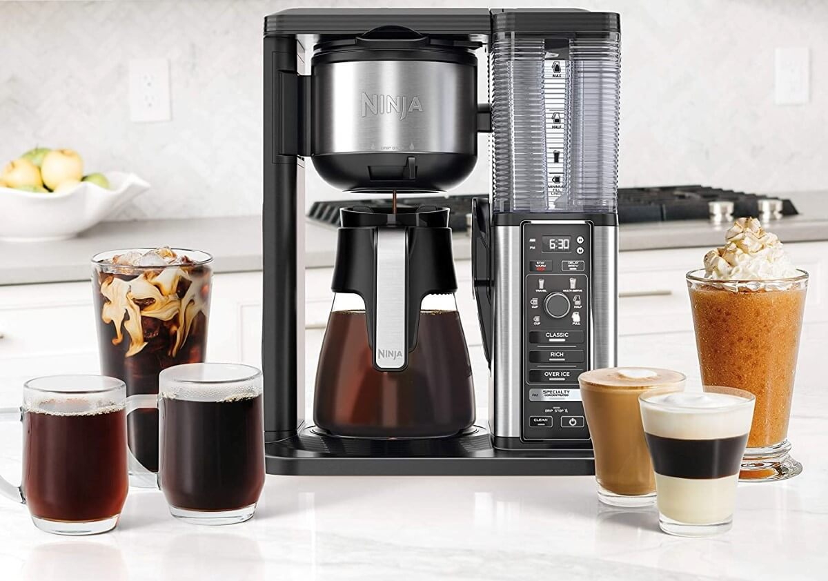 The 10 Best Ninja Coffee Makers Reviews