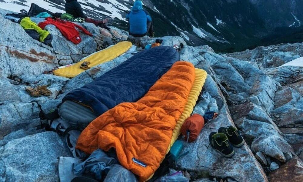 Best Ultralight Backpacking Sleeping Bag